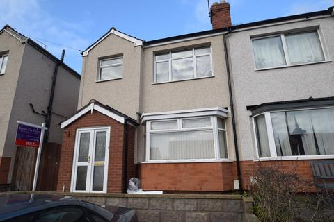 4 bedroom semi-detached house to rent - 56 Audley Road