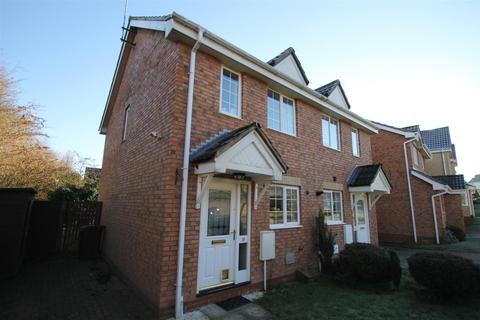 2 bedroom semi-detached house to rent - Waller Close, Norwich