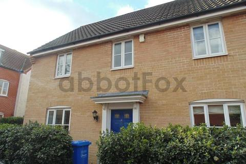 4 bedroom detached house to rent - Weatherby Road, Norwich