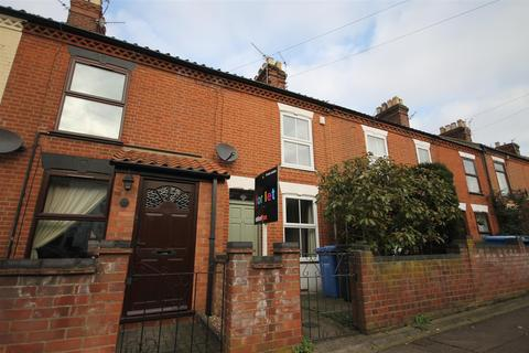 2 bedroom terraced house to rent - Northcote Road, Norwich