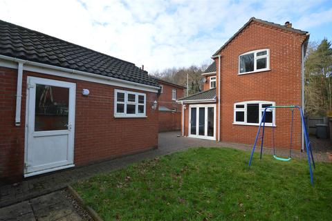3 bedroom detached house for sale - Plumstead Road East, Norwich
