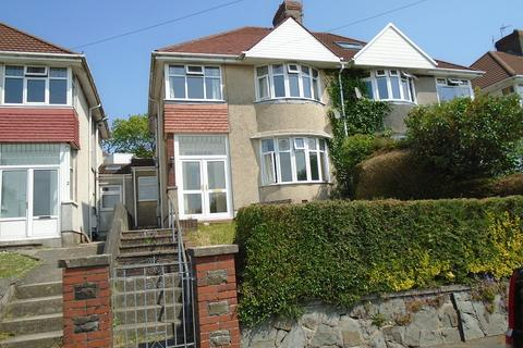 3 bedroom semi-detached house to rent - Lon Cwmgwyn , Sketty, Swansea, City And County of Swansea. SA2 0TY