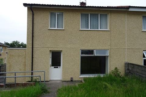 3 bedroom semi-detached house to rent - Heol Deva, Caerau, Cardiff. CF5