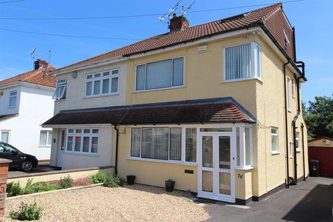 4 bedroom semi-detached house for sale - Whitecross Avenue, Whitchurch, BS14 9JE