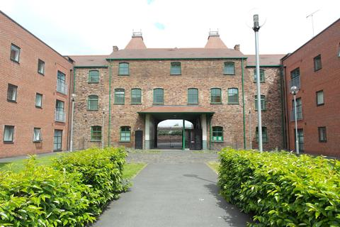 2 bedroom ground floor flat to rent - Hartley Court, Cliffe Vale, Stoke-On-Trent, ST4 7GG