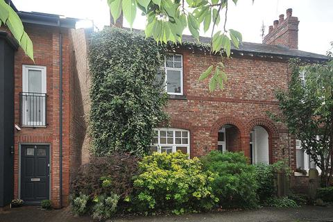 2 bedroom semi-detached house to rent - Tyler Street, Alderley Edge
