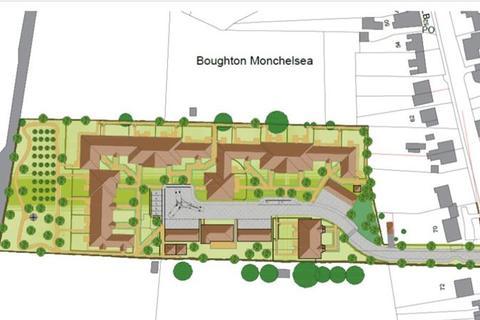 Land for sale - Land At 70, Church Street, Boughton Monchelsea, Maidstone, Kent, ME17 4HN