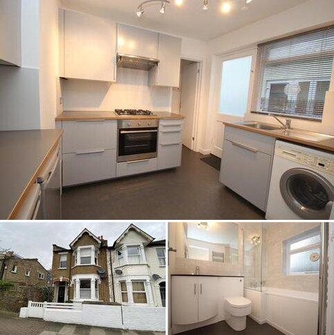 1 bedroom ground floor flat to rent - Strathville Road, London SW18 4QX
