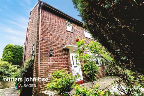 2 bedroom semi-detached house for sale - Westfield Avenue, Audley
