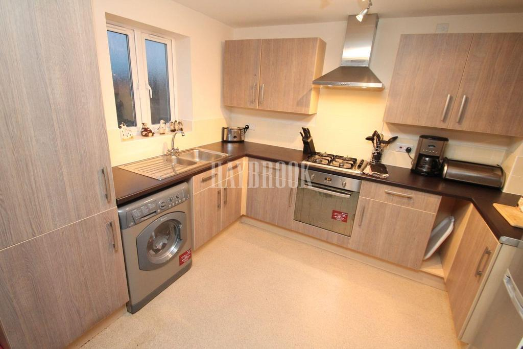 2 Bedrooms Flat for sale in Leatham Avenue, Kimberworth