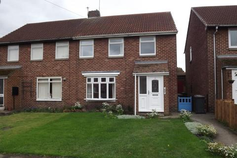 3 bedroom semi-detached house to rent - Newton Drive, Framwellgate Moor, Durham, DH1