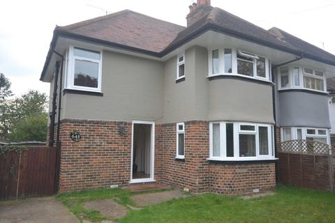 3 bedroom semi-detached house to rent - Wokingham Road, Reading