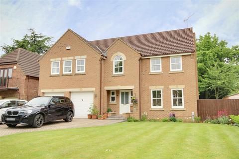 5 bedroom detached house for sale - West Green, West Ella, Hull