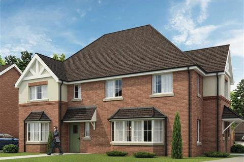 3 bedroom semi-detached house for sale - St. Dominics Place, Hartshill, Stoke-on-Trent