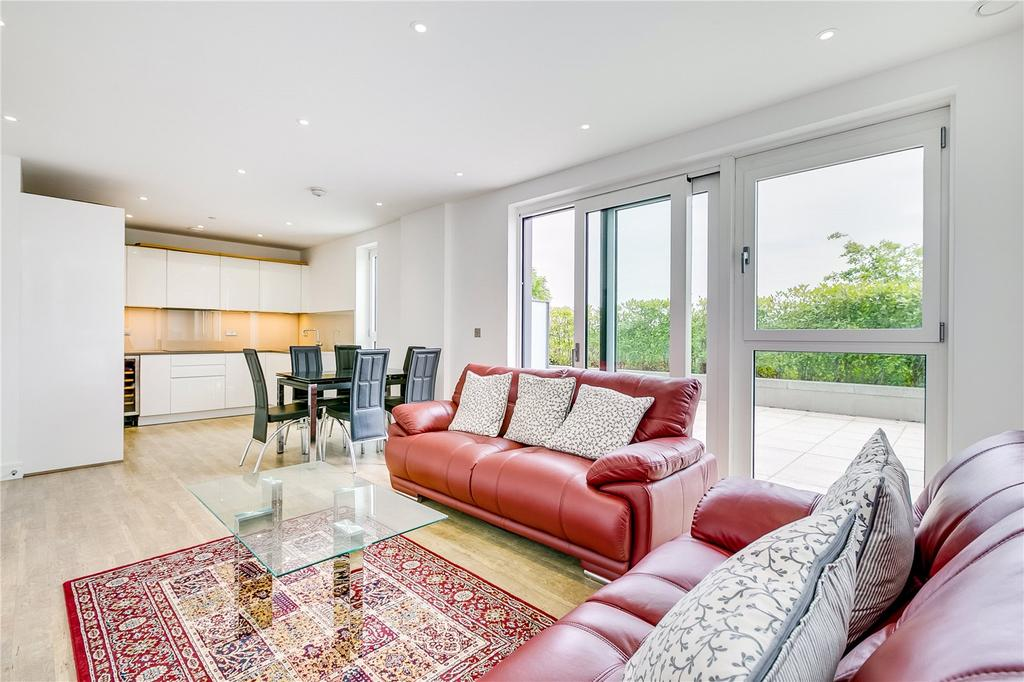 Collet House 50 Wandsworth Road London 2 Bed Flat To Rent 2817