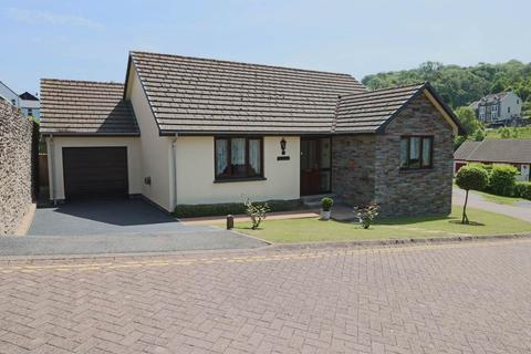 3 bedroom detached bungalow for sale - Drapers Close, Combe Martin