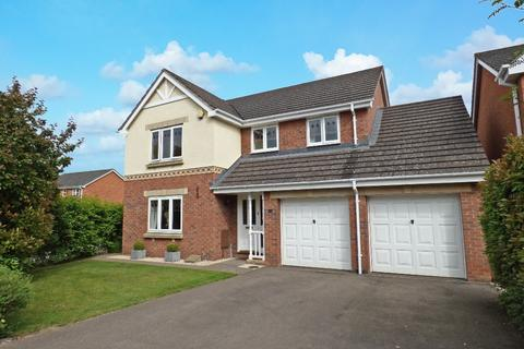 4 bedroom detached house for sale - Dovecote Lane, Credenhill, Hereford