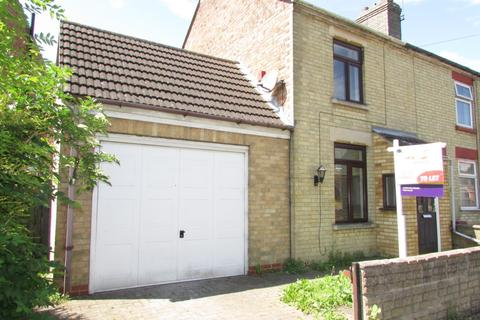 2 bedroom end of terrace house to rent - Elmfield Road, Dogsthorpe, PE1
