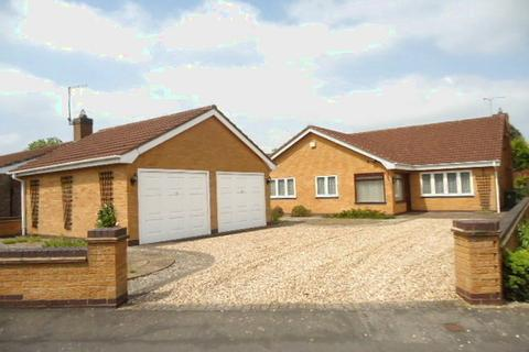 3 bedroom detached bungalow for sale - Woodpecker Drive, Leicester Forest East, Leicester, LE3