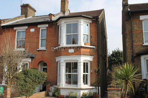 2 bedroom end of terrace house to rent - Carnarvon Road, South Woodord E18