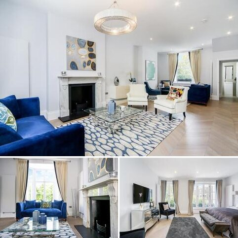 5 bedroom terraced house to rent - Alma Square,St Johns Wood, London, NW8