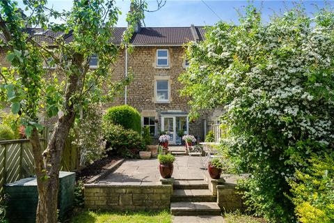 2 bedroom terraced house for sale - Solsbury View, Bathampton, Bath, Somerset, BA2