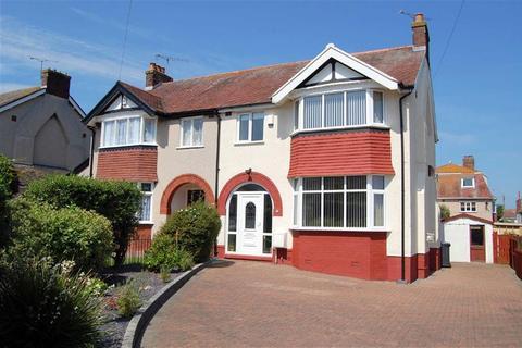 3 bedroom semi-detached house for sale - Merivale Road, Penrhyn Bay, Llandudno