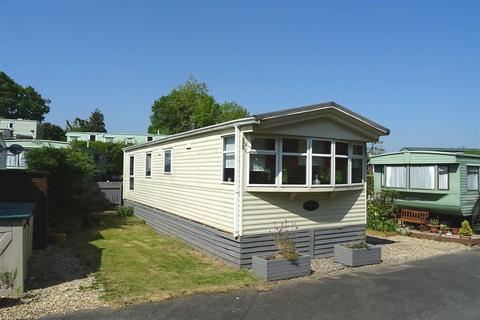 2 bedroom mobile home for sale - Willerby Granada, 16, Fir View Tan Y Ffridd  Holiday Park, Llangyniew, Welshpool, Powys, SY21