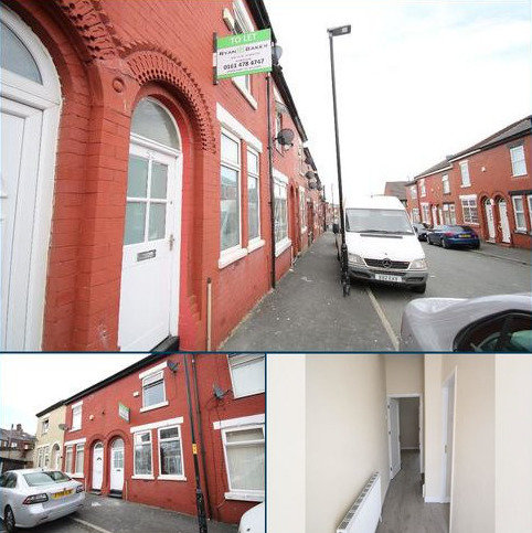 2 bedroom terraced house to rent - Chiselhurst St Manchester M8 9LP