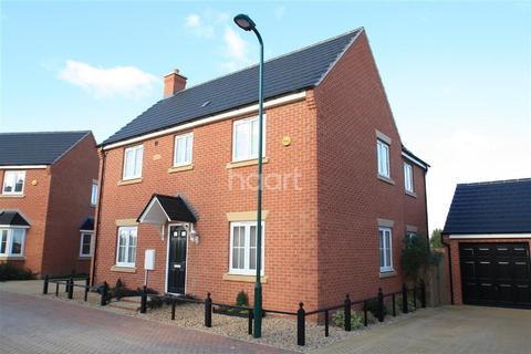 4 bedroom detached house for sale - Venus Way. Cardea, Peterborough,PE2 8GF