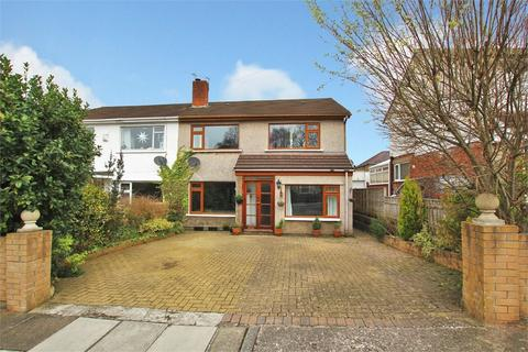 3 bedroom semi-detached house for sale - Nant-Fawr Crescent, Cyncoed, Cardiff
