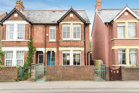 4 bedroom semi-detached house for sale - Hollow Way, Oxford