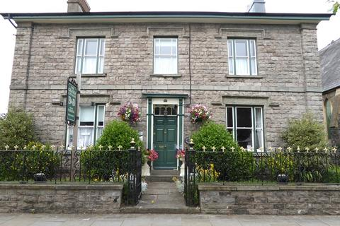 Guest house for sale - 22 Watton , Brecon, Powys.