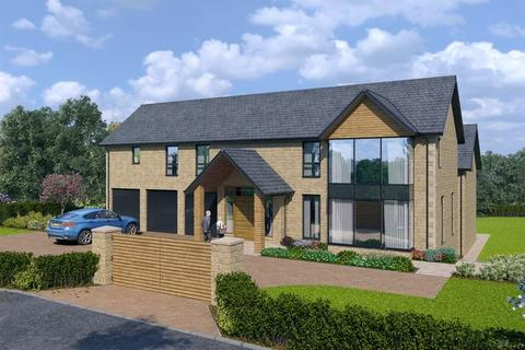 5 bedroom detached house for sale - Oak Lodge, Plot 1, Mill View, Runnymede Road, Darras Hall, Ponteland