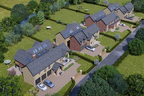 5 bedroom detached house for sale - Maple Lodge, Plot 4, Mill View, Runnymede Road, Darras Hall, Ponteland