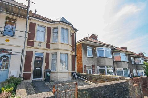 2 bedroom end of terrace house for sale - Sylvia Avenue, Lower Knowle, Bristol, BS3 5DA