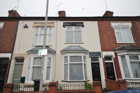 2 bedroom terraced house for sale - Cranmer Street, West End, Leicester LE3