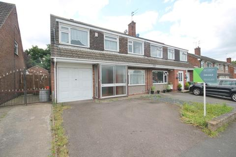 4 bedroom semi-detached house for sale - Packer Avenue, Leicester Forest East, Leicester LE3