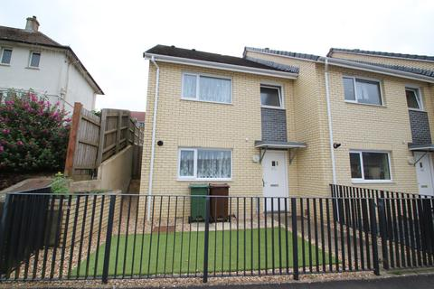 3 bedroom end of terrace house for sale - Foulston Avenue, Plymouth