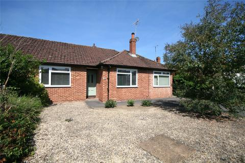 2 bedroom semi-detached bungalow for sale - Ariel Lodge Road, Pittville, Cheltenham, GL52