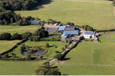 4 bedroom farm house for sale - Lydacott, Barnstaple, Devon. EX31 3QG