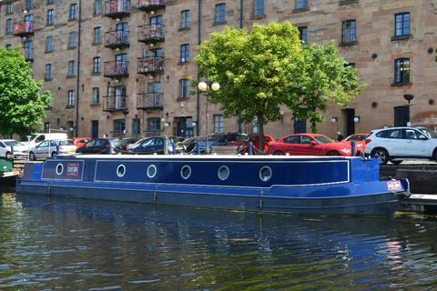 2 bedroom houseboat for sale - Speirs Wharf, Port Dundas, Glasgow, G4 9TH