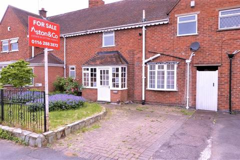 2 bedroom terraced house for sale - Rutland Avenue, Wigston Leicestershire