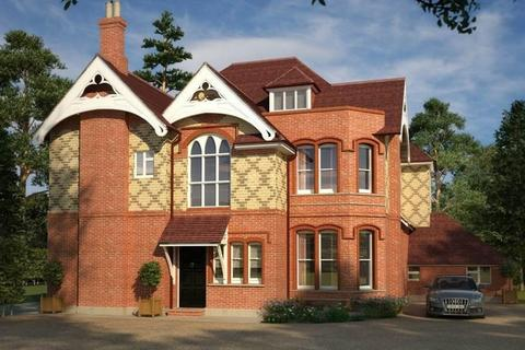 2 bedroom apartment to rent - Flat 4, Soriano, 42, West Cliff Road, BOURNEMOUTH BH4 8BB