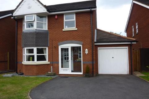 4 bedroom detached house to rent - Brockhurst Drive, Hall Green, B28 0YD