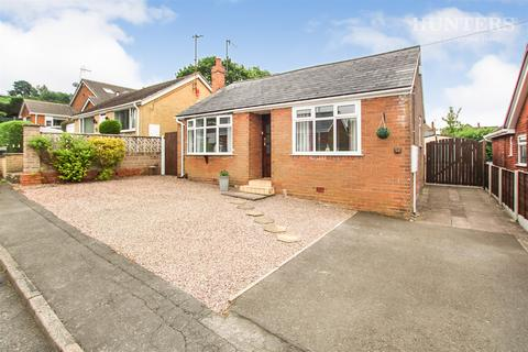 2 bedroom detached bungalow for sale - Rosewood Avenue, Stockton Brook, Stoke-on-Trent, ST9 9PA
