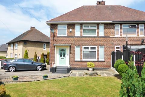 3 bedroom semi-detached house for sale - Tunwell Avenue, Sheffield, S5 9FG