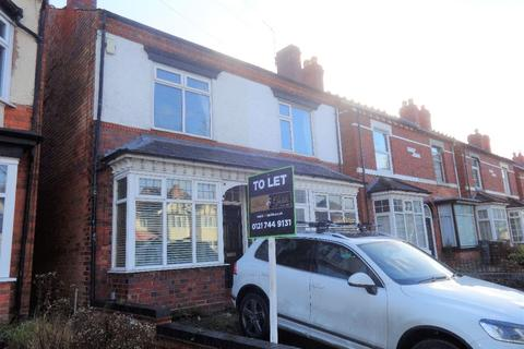 3 bedroom semi-detached house to rent - Olton Road, Solihull, West Midlands, B90