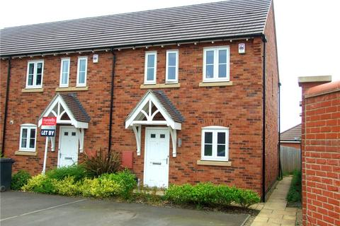 3 bedroom end of terrace house for sale - Richardson Way, Langley Country Park