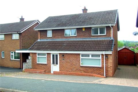 3 bedroom detached house for sale - Dovedale Rise, Allestree